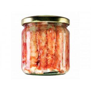Мясо краба в собственном соку ст/б 520 г