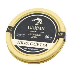 Икра осетровых рыб 50 г ж/б