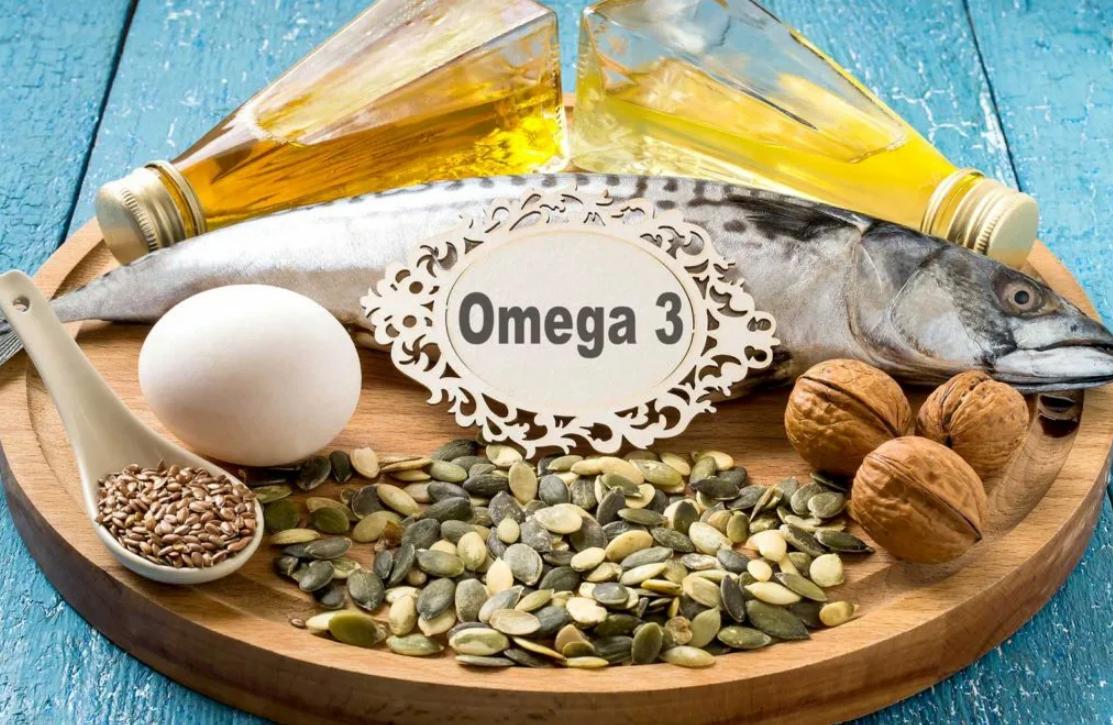 Омега-3 и женское здоровье